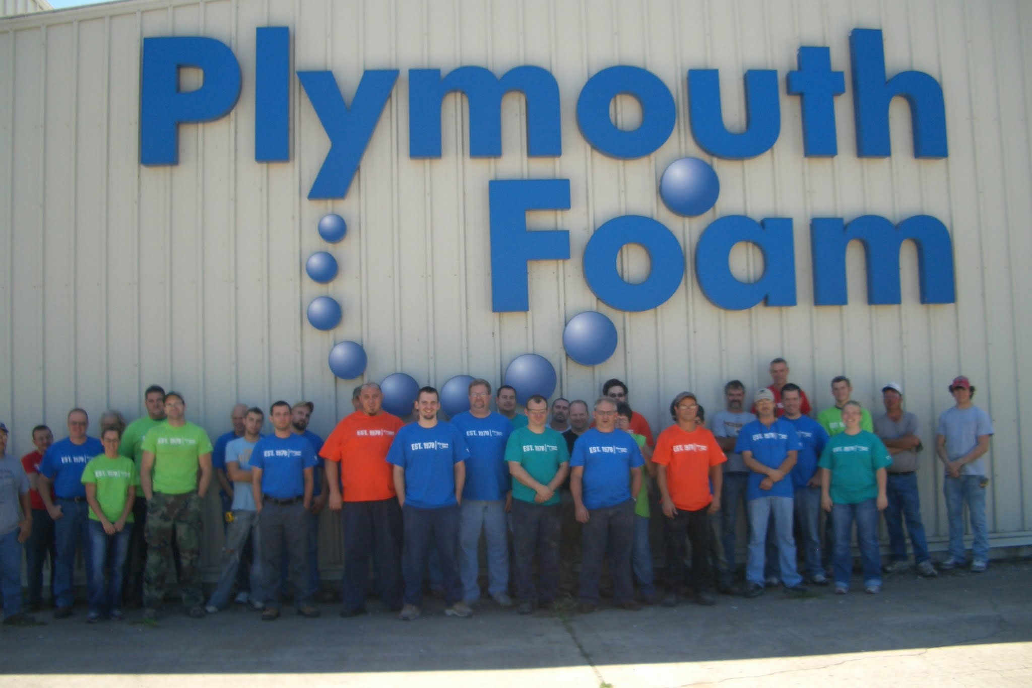 Why Work at Plymouth Foam | Plymouth Foam