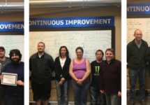 Plymouth Foam Holds Kaizen Events for Continuous Improvement