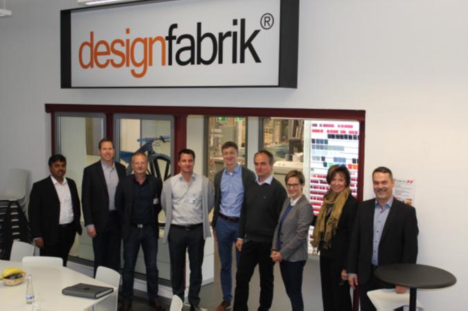 We Visited BASF designfabrik® in Ludwigshafen Germany