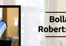 Bolland Receives Roberts Service Award