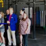 Sheboygan County Chamber Ribbon Cutting Celebrates Plymouth's Newest CrossFit Gym