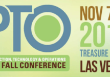The 2018 PTO Conference Is Coming November 7-8 in Las Vegas!