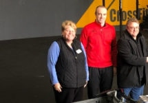 CrossFit Eastern Ridge/Western Ridge and Plymouth Foam Join Forces With the Sheboygan County Food Bank