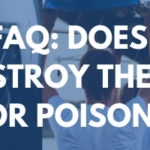 FAQ: Does Airpop® EPS Destroy The Environment or Poison The Water?