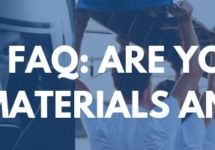 FAQ: Are Your Foam Materials Anti-Static?