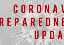 Coronavirus Preparedness Update Plan