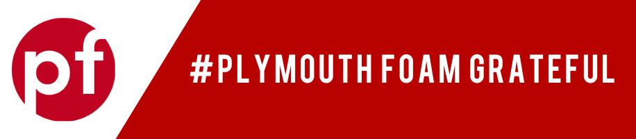 Plymouth Foam Grateful