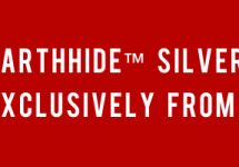 EarthhideTM Silver LinerTM Exclusively from Plymouth Foam