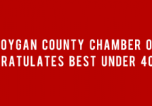 Sheboygan County Chamber of Commerce Congratulates Best Under 40 Nominees