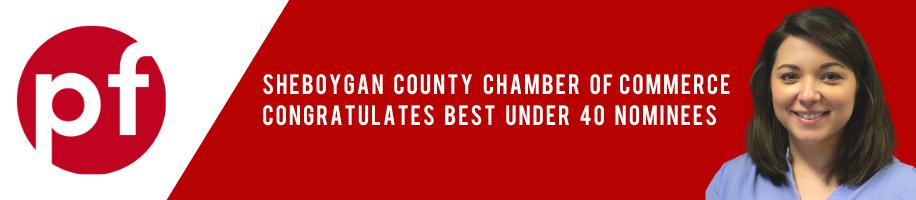 Sheboygan County Best Under 40 nominees